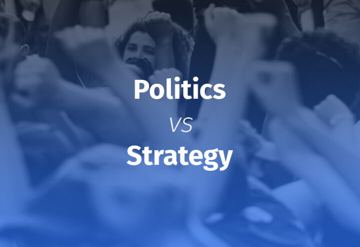 DD invites to discuss on how politics and strategy should come together