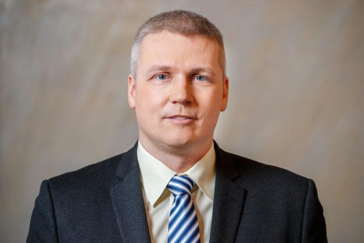 Vice mayor of Tartu Raimond Tamm joins the DD council